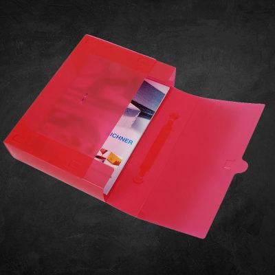 Dokument-Sammelboxen