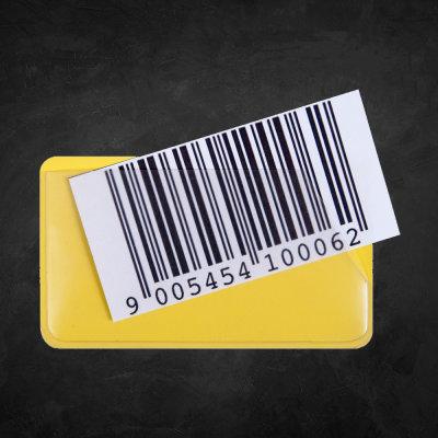 Etikettenträger