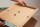 System-Fixiereinlage mit Selbstklebeverschluß, DIN B3+, Braun