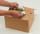 System-Versand-Transportkarton mit progressBOX Boden, Superflap und Selbstklebeverschluß und Aufreißfaden - 1-wellig, 334x284x187 mm, Braun