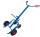 Fasskarre mit 2 Stützrädern, Außenmaße: 700 x 600 x 1.600 mm (B/T/H), Ausführung: