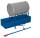 Fasskipper mit Auffangwanne 203 l Inhalt, Maße: 1.505 x 715 x 660 mm (B/T/H), Ausführung: