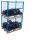 Palettenaufsatz Typ 64,  kg Traglast, 1200 x 1000 mm,