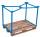 Palettenaufsatz Typ 65,  kg Traglast, 1200 x 800 mm,