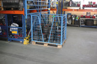 Palettenaufsatz Typ 63,  kg Traglast, 1200 x 1000 mm,