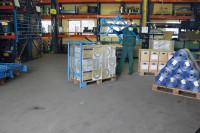 Palettenaufsatz Typ 65K,  kg Traglast, 1200 x 800 mm,
