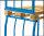 Palettenaufsatz Typ 66,  kg Traglast, 1130 x 1000 mm,
