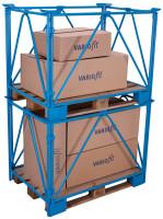 Palettenaufsatz Typ 68,  kg Traglast, 1200 x 800 mm,