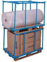 Palettenaufsatz Typ 75,  kg Traglast, 1200 x 800 mm,