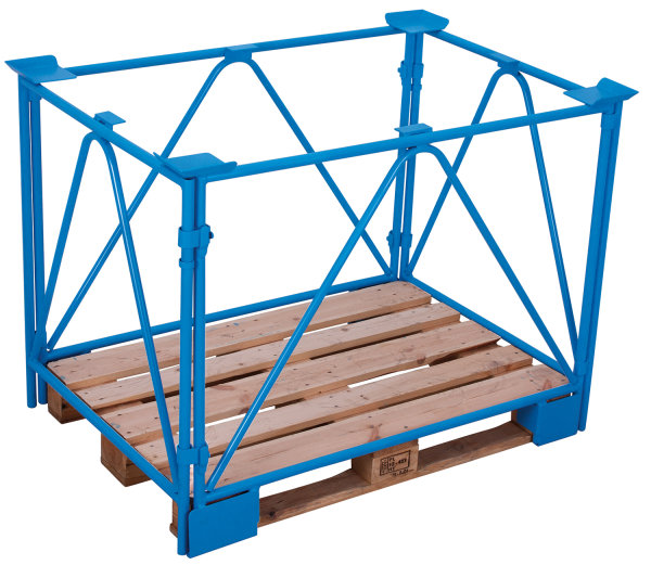 Palettenaufsatz Typ 68,  kg Traglast, 1205 x 1010 mm,