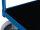 Kunststoffladefläche, Maße: 1.037 x 576 x 15 mm (B/T/H), (Boden des Basismodels)