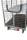 Kupplung und Deichsel für Kommissionierwagen, mit Bremslösung, EAN-Nr: 4035694038745