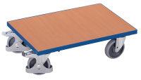 Euro-System-Roller mit Boden, 250 kg Traglast, 610 x 415...