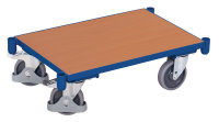 Euro-System-Roller mit Boden und Eckhülsen, 250 kg...