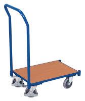 Euro-System-Roller mit Boden und Schiebebügel, 250...