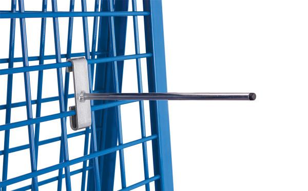 Rohrträger, Länge: 300 mm , Durchmesser: 22 mm