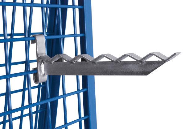 Wellenträger, Länge: 320 mm , verzinkte Ausführung
