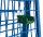 Materialkiste, Außenmaß: 85 x 105 x 45 mm (B/T/H), aus schlag- und stoßfestem Polyethylen