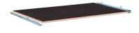 Sperrholz Etagenboden film/siebbeschichtet, 120 kg Traglast, 995 x 660 mm,