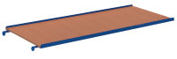 Etagenboden, 80 kg Traglast, 1615 x 635 mm,