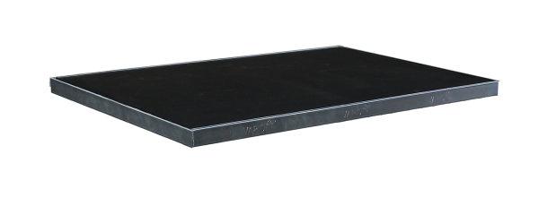 Etagenboden einhängbar, aus Sperrholz, rutschhemmend, Traglast: 80 kg