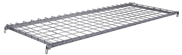 Etagenboden einhängbar, Drahtgittermasche 50 x 100 mm, Traglast: 80 kg