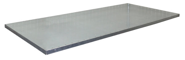 Etagenboden einhängbar, aus Stahlblech, Traglast: 80 kg