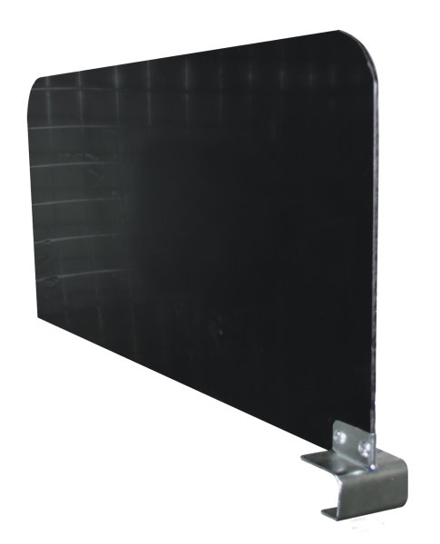 Fachteiler Kunststoff, stufenlos verstellbar, EAN-Nr: 4035694038806