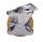 Radsatz Polyurethanbereifung, auf Aludruckgußfelge, mit Kugellager, 92 Shore A, 2 Stück Bremsrollen - dpt-200.007