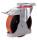 Bremsrolle Polyurethan, 200 x 50 mm, DS L 4/200/50R-FSTF, BH: 235  GW: 62  AL: 60