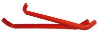 Kunststoffgleitkufe, Farbe: RAL 2002/Nr.: 1795 C, EAN-Nr:...