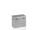 Transportkiste, G®-premium BOX A 1569 / FK 52, 620x400x480 mm, Tragkraft 50 kg, aus Aluminium