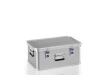 Transportkiste, G®-premium plus BOX A 1589 / 42, 553x353x220 mm, Tragkraft 50 kg, aus Aluminium