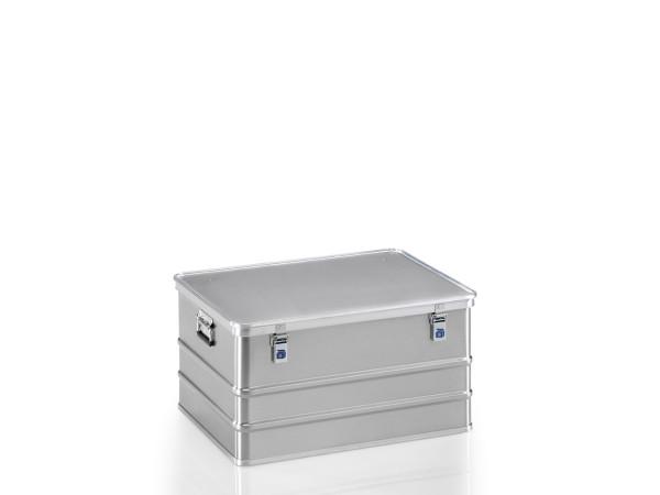 Transportkiste, G®-premium plus BOX A 1589 / 156, 753x553x380 mm, Tragkraft 75 kg, aus Aluminium