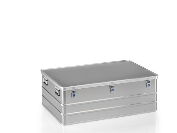 Transportkiste, G®-premium plus BOX A 1589 / 327, 1153x753x380 mm, Tragkraft 150 kg, aus Aluminium