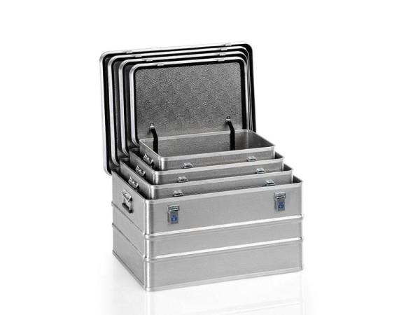 Transportkiste aus Strukturblech, G®-professional BOX A 1599 Set - vierteilig