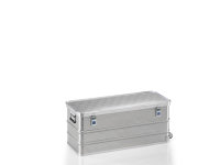 Rollbox aus Strukturblech, G®-roll BOX A 1599 / 105 R, 870x350x345 mm, Tragkraft 75 kg, aus Aluminium