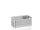 Transportkasten, G®-CRATE A 152 / 36, 548x348x205 mm, Tragkraft 50 kg, aus Aluminium