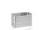 Transportkasten, G®-CRATE A 152 / 55, 548x348x305 mm, Tragkraft 50 kg, aus Aluminium