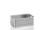 Transportkasten, G®-CRATE A 152 / FK 27, 620x400x235 mm, Tragkraft 50 kg, aus Aluminium