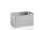 Transportkasten, G®-CRATE A 152 / FK 35, 620x400x315 mm, Tragkraft 50 kg, aus Aluminium