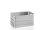 Transportkasten gelocht, G®-CRATE A 152 / FK 35 , 620x400x315 mm, Tragkraft 50 kg, aus Aluminium