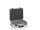 Zubehör für Gerätekoffer A 1539/36, Pyramidenschaum