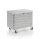 Datenentsorgungsbehälter, G®-DOCU D 3009 / 415 E1HS, 1000x640x650 mm, Tragkraft 250 kg, aus Aluminium