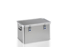 Transportkiste mit GGVSE-Zulassung 4B Y, G®-safe BOX A 1589/60  4B Y   BAM, 553x353x310 mm, Tragkraft 51 kg, aus Aluminium