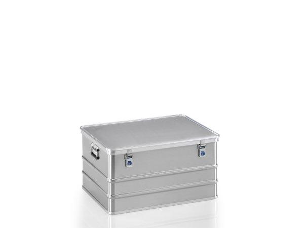 Transportkiste mit GGVSE-Zulassung 4B Y, G®-safe BOX A 1589/156  4B Y  BAM, 753x553x380 mm, Tragkraft 86 kg, aus Aluminium