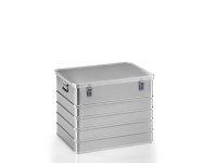 Transportkiste mit GGVSE-Zulassung 4B Y, G®-safe BOX A 1589/239  4B Y  BAM, 753x553x580 mm, Tragkraft 88  kg, aus Aluminium