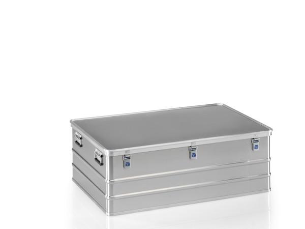 Transportkiste mit GGVSE-Zulassung 4B Y, G®-safe BOX A 1589/327  4B Y  BAM, 1153x753x380 mm, Tragkraft 150 kg, aus Aluminium