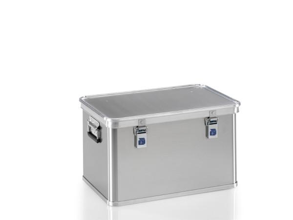 Transportkiste mit GGVSE-Zulassung 4B X, G®-safe BOX A 1589/60  4B X  BAM, 553x353x310 mm, Tragkraft 51 kg, aus Aluminium