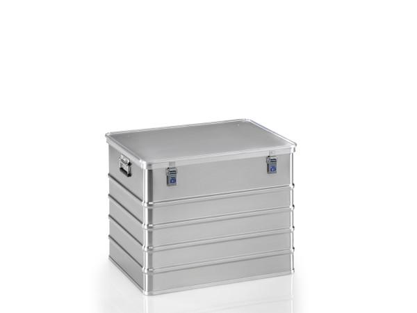 Transportkiste mit GGVSE-Zulassung 4B X, G®-safe BOX A 1589/239  4B X  BAM, 753x553x580 mm, Tragkraft 88  kg, aus Aluminium